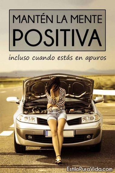 Mantén la Mente Positiva