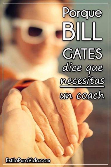 Que es un Coach y Porque Bill Gates Dice que lo Necesitas