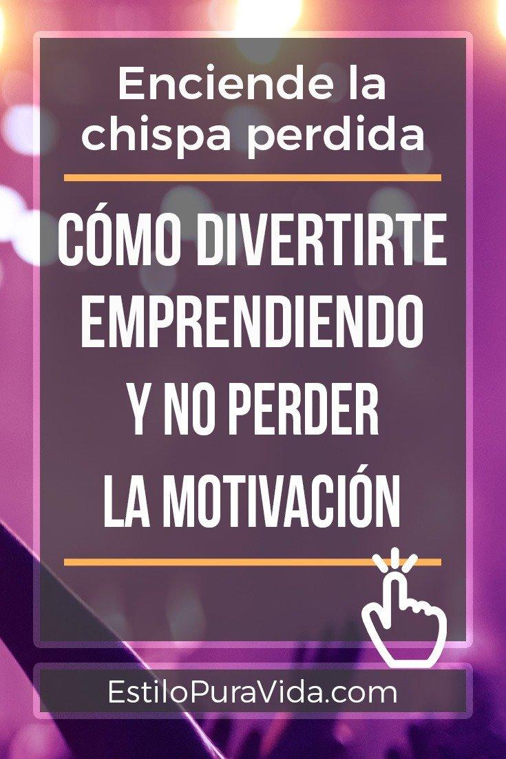 Como mantener la motivación cuando emprendes